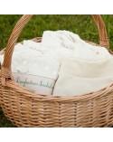 bamboo velour diaper set, 10 pcs